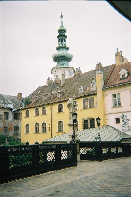 La capitale Bratislava