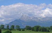 Le mont Krivan,symbole de l'identite slovaque