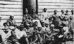 De l'esclavage au chant