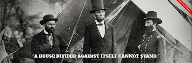 Lincoln à la guerre de Sécession