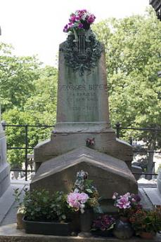 Pere lachaise division 68 tombe bizet 01