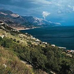 La côte dalmate