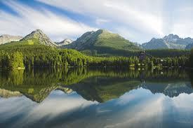 La montagne Tatras